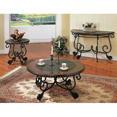 Steve Silver Furniture Rosemont Console Table