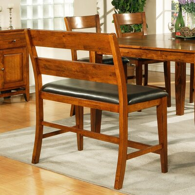 Steve Silver Furniture Mango 8 Piece Counter Height Dining Set