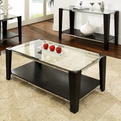 Steve Silver Furniture Newman Console Table
