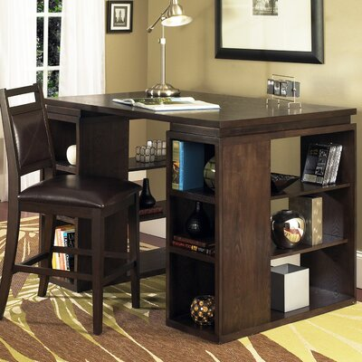 Steve Silver Furniture Gavin Standard Desk Office Suite