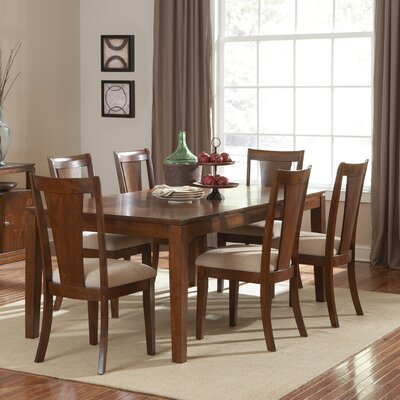 Steve Silver Furniture Easton 7 Piece Dining Set