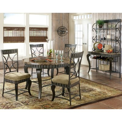 Steve Silver Furniture Hamlyn 5 Piece Dining Set