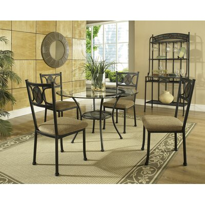 Carolyn 5 Piece Dining Set
