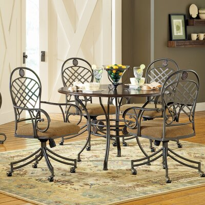 Steve Silver Furniture Wimberly 5 Piece Dining Set