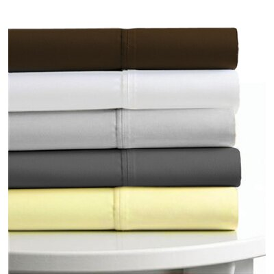 Tribeca Living 600 Thread Count Egyptian Cotton Sateen Deep Pocket Sheet Set