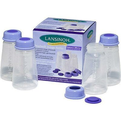 Lansinoh Breast Milk Storage Bottle
