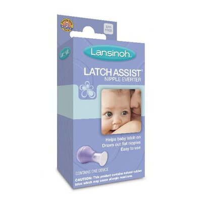 Lansinoh Latch Assist Breastfeeding Aide