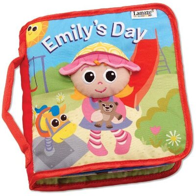 Emilys Day Soft Cloth Book