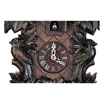 "Schneider 14"" Traditional Cuckoo Clock"