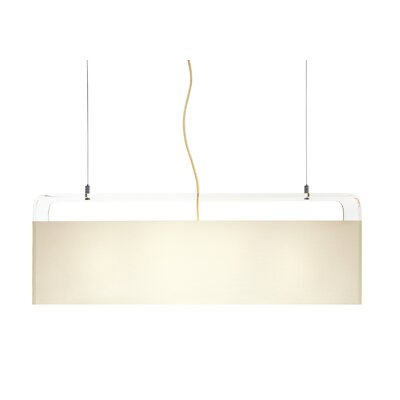 Pablo Designs Tube Top 4 Light Pendant
