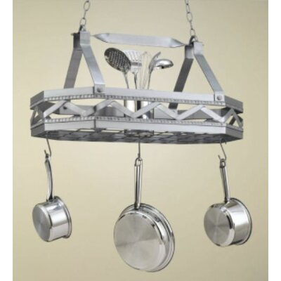 Hi-Lite Sonoma 8 Sided Hanging Pot Rack