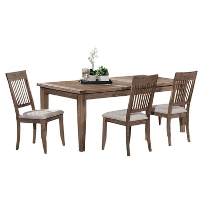 Alpine Furniture Aspen 7 Piece Dining Set