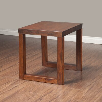 Alpine Furniture Tiburon End Table
