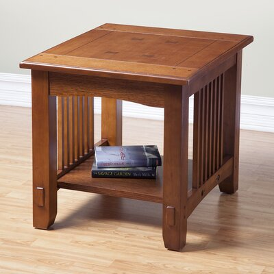 Woodworking make mission style end table PDF Free Download