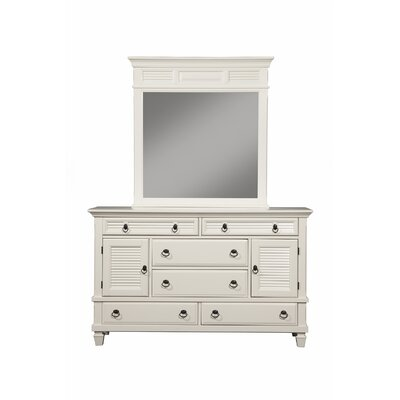 Winchester 6 drawer dresser wayfair for Winchester bedroom furniture