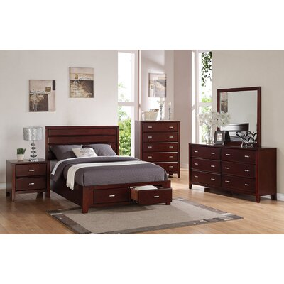 Carrington Panel Bedroom Collection