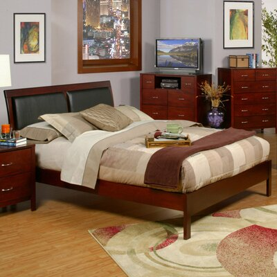 Alpine Furniture Newport Platform Bedroom Collection