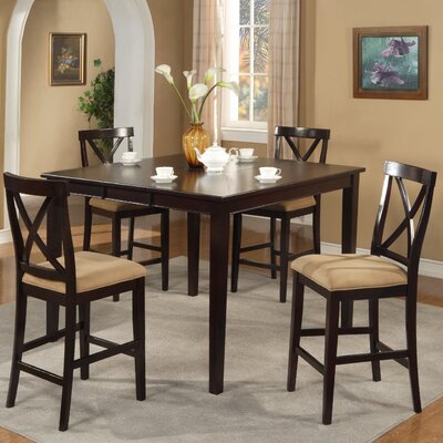 Alpine Furniture Jackson Pub Table Set