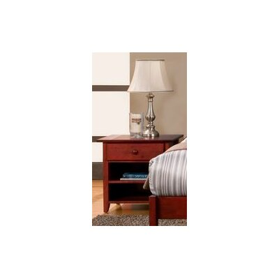 Portola 1 Drawer Nightstand