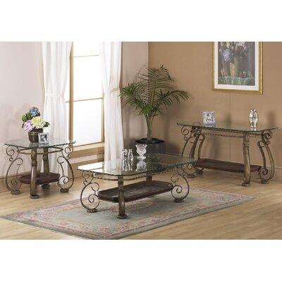 Alpine Furniture Astoria End Table
