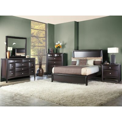 Alpine Furniture Laguna 9 Drawer Dresser