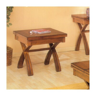 Alpine Furniture Amador End Table
