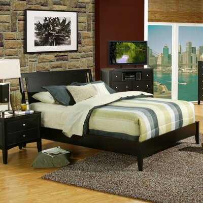 Alpine Furniture Vista Sleigh Bedroom Collection
