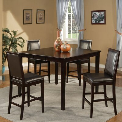 Jackson 5 Piece Counter Height Dining Set