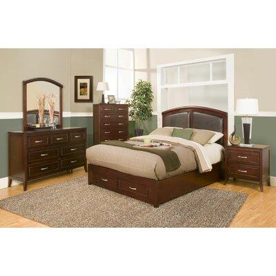 Alpine Furniture Atherton 7 Drawer Dresser