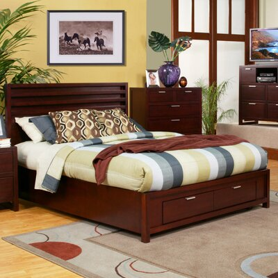 alpine furniture camarillo platform bedroom collection
