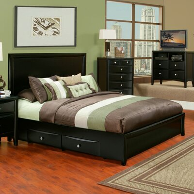 laguna platform bedroom collection wayfair
