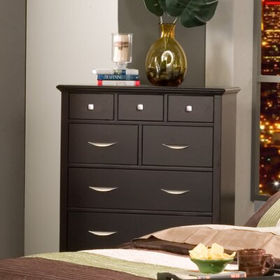 Alpine Furniture Del Mar 8 Drawer Chest