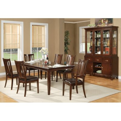 Alpine Furniture Bradbury 7 Piece Dining Set