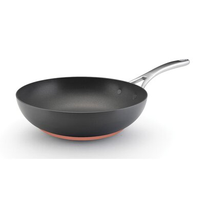 "Anolon Nouvelle Copper 12"" Non-Stick Stir Fry Pan"