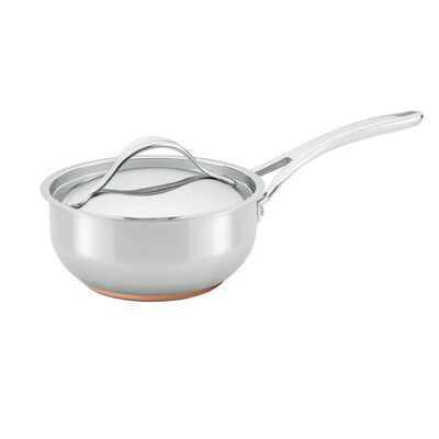 Anolon Nouvelle Copper Core 2.5-qt. Saucier