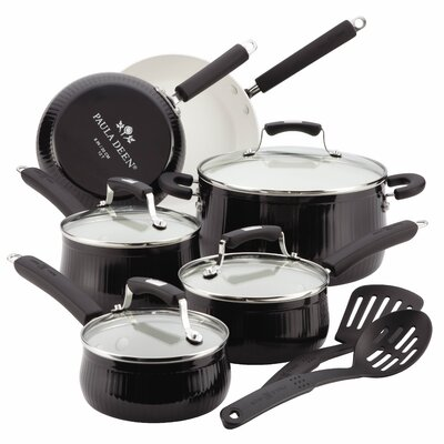 12 Piece Non-Stick Skillet Set