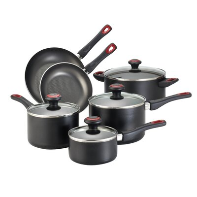 Aluminum Version #3 10-Piece Cookware Set