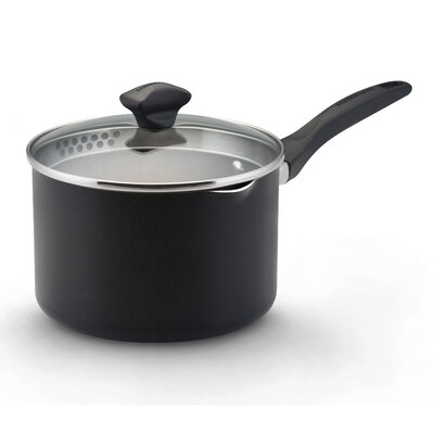 Straining Saucepan with Lid