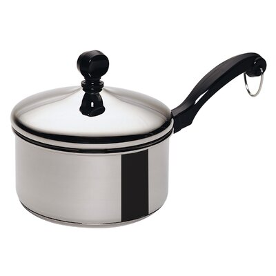 Farberware Stainless Steel Saucepan with Lid