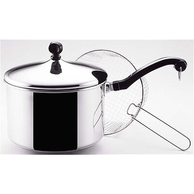 Collectibles Stainless Steel 4-qt. Saucepan