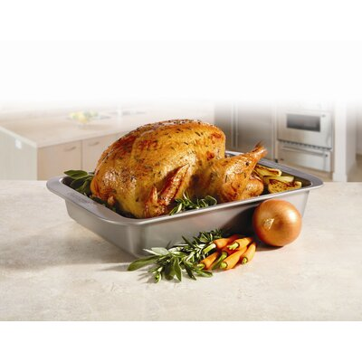 "Farberware 10"" x 14"" Roaster with Intergraded Rack"