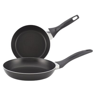 Open 2-Piece Skillet Set