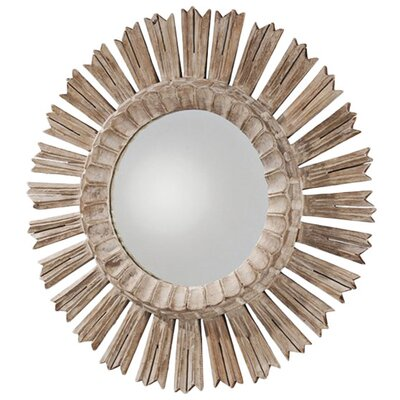 ARTERIORS Home Vendome Hand Carved Starburst Mirror