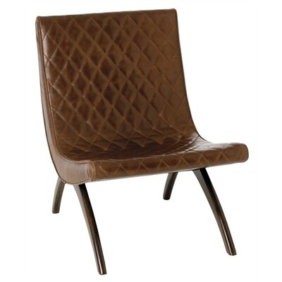 ARTERIORS Home Danforth Quilted Leather Chair