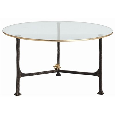 ARTERIORS Home Narnia Iron / Glass Cocktail Table