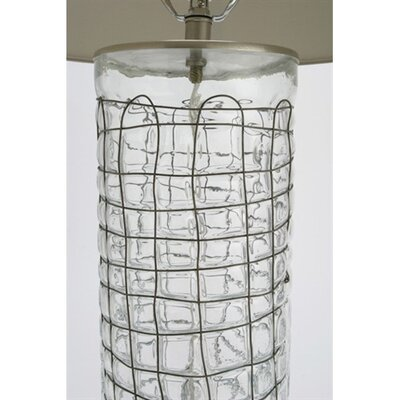 "ARTERIORS Home Caged 28.5"" H Table Lamp with Drum Shade"