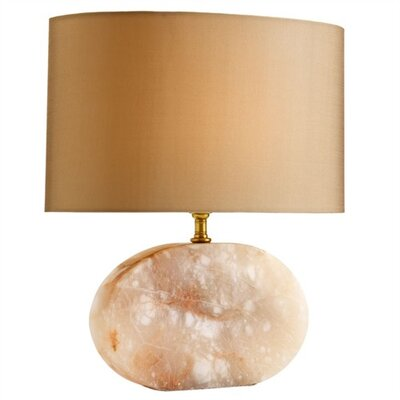 ARTERIORS Home Beaumont Snow Marble Oval Accent Lamp