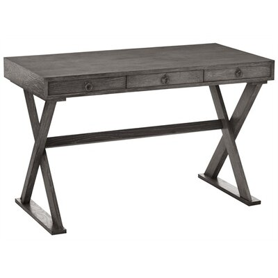 ARTERIORS Home Cain Limed Oak Veneer Desk