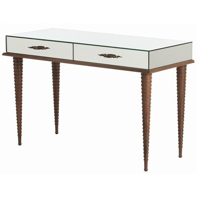 Saba Mirrored Console Table
