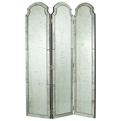 "ARTERIORS Home 76"" x 54"" Isabella 3 Panel Room Divider"